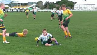 Highlands Intermediate (Aims) vs Hawera Intermediate 7's