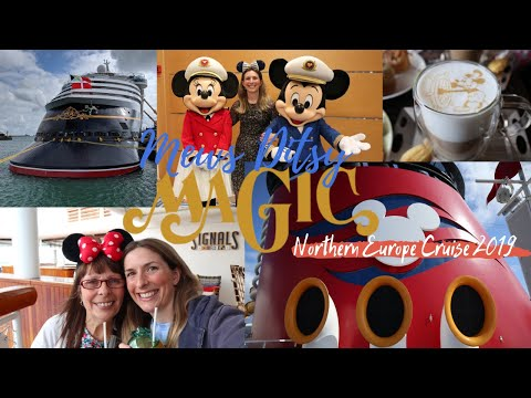 Disney Magic Cruise - Northern Europe 2019