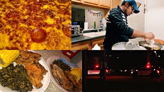 Gambar cover COOK WITH US + THE COPS BLOCKED THE STREETS! | VLOGMAS DAY 6 + 7
