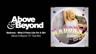 "Madonna - What It Feels Like For A Girl (Above & Beyond 12"" Club Mix)"