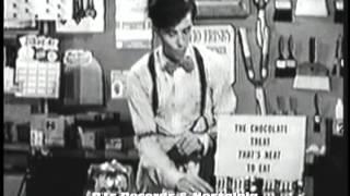 JOHNNY JUPITER.  DuMont Television Network.  1950