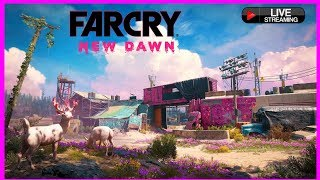 Far Cry New Dawn | Quests And Shenanigans With Scooby Girl