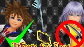 Kingdom Hearts Theory | The Kingdom Key WAS meant for Sora and NOT Riku