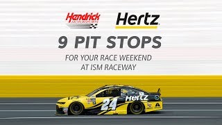 9 Pit Stops for Your Race Weekend at ISM Raceway   Hertz
