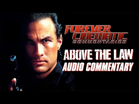 Above The Law (1988) - Forever Cinematic Commentary