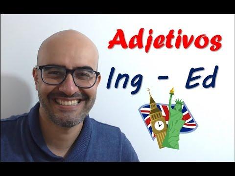 Adjetivos en INGLÉS con ING o con ED