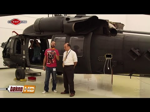 Aselsan   S-70 Black Hawk, AB-205, Mi-17 Helikopter Modernizasyonu - Helicopter Modernization