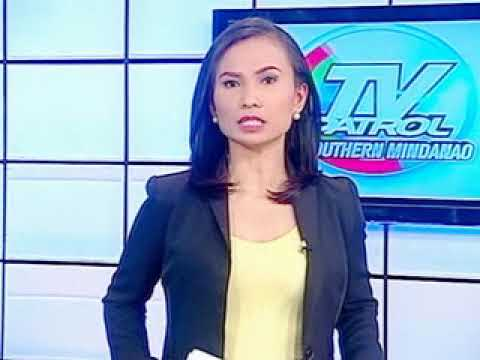 TV Patrol Southern Mindanao - Oct 12