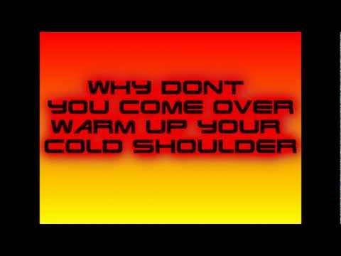 N-Dubz- Cold Shoulder (Lyrics on Screen)