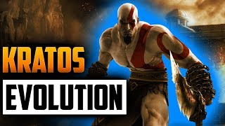 Kratos Evolution God Of War  From (2005 - 2018) NEW
