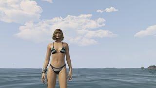 GTA 5 gameplay screenshots