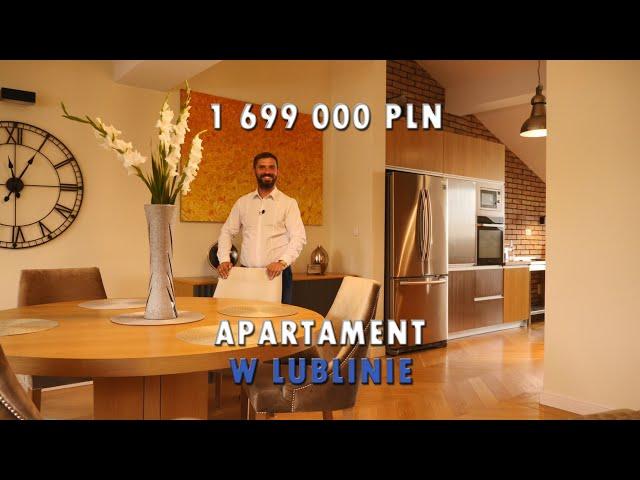 Apartament w nowojorskiej kamienicy - centrum Lublina