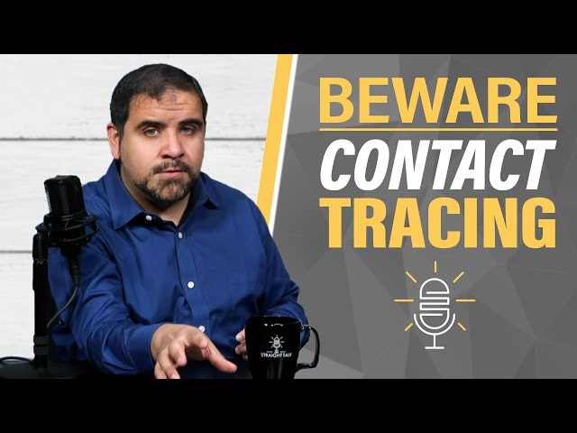 """The New Normal: Tracking Americans via """"Contact Tracing"""""""