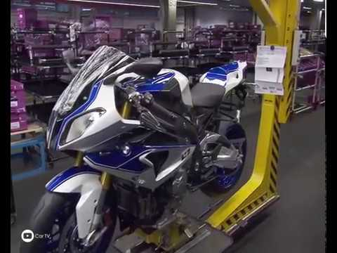 BMW Motorcycle Production and Assemble @ Berlin Plant