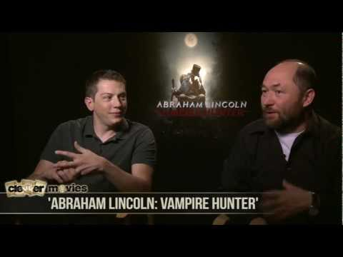 Timur Bekmambetov & Seth GrahameSmith Talk 'Abraham Lincoln: Vampire Hunter'