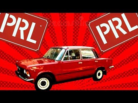 CZAR PRL - FIAT 125P