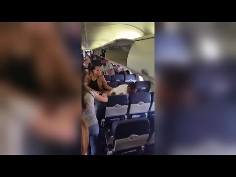 Fist-fight on Southwest flight is latest in string of plane incidents