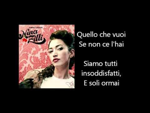 Nina Zilli - L'amore E' Femmina Testo Lyrics