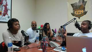 NEWFACE MAGAZINE LV MEDIA FEATURING: IZM Radio- Dame Dash Interview