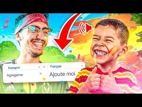 Download Je tombe sur un ENFANT ESPAGNOL en DUO COMBLÉ (Il utilise Google Traduction pour me parler 😂)