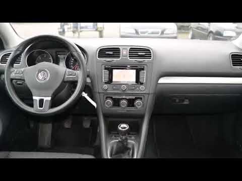 VW Golf 1,6 TDI von Autohaus Meyer