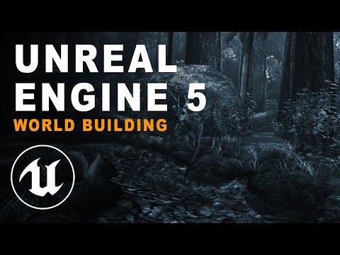 Using Nanite & Lumin to build environments - Unreal Engine 5