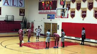 Pg Stallions vs Arlington -Marvin Guthrie Coach Curtis