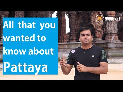 Solo trip to Pattaya – How I spent 6 days in Pattaya – Hindi