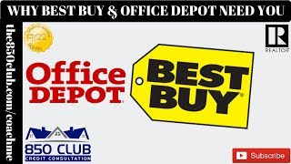 Why Best Buy & Office Depot Need You This Black Friday In 2018 Or Amazon Will Take Over & Put....