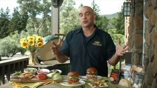 Chef Michael Symon of The Chew Shares Summer Grilling Tips with Candace Rose