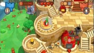 Fat Princess Gameplay (PS3)