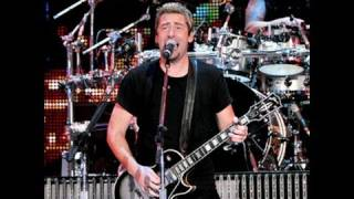 "Nickelback performs ""When We Stand Together"""