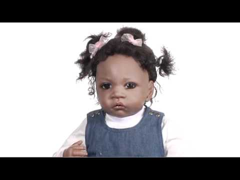 African American Doll Collection - Jasmine