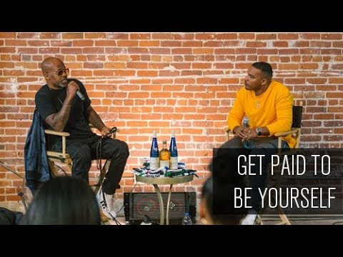 """Damon Dash on """"Get Paid to be Yourself"""""""