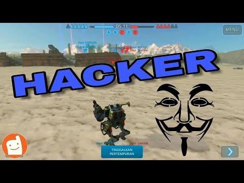 HACK | BABY HACKER | HACKER ALERT🔔🔔 | War Robots