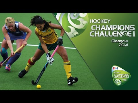 QF: South Africa v Scotland - Women's Champions Challenge I