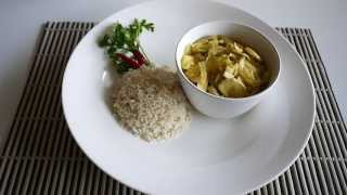 Lao Food - Chicken Curry