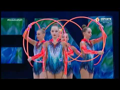 World Cup Tashkent 2018 - Groups Finals