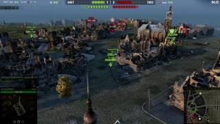 Оборона Укрепрайона кланом ViMos от нападения кланом R62R и полная победа.