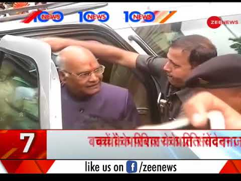 Kushinagar school bus accident: President Ram Nath Kovind and PM Modi condoles death of children