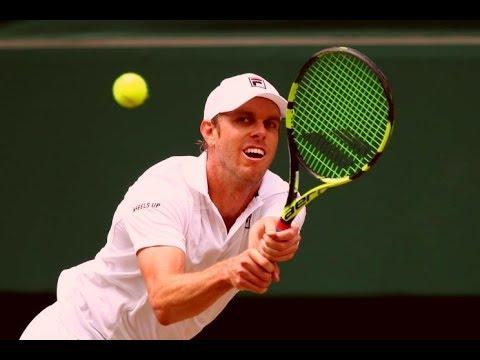 Sam Querrey beats world No. 1 Andy Murray in Wimbledon quarterfinal