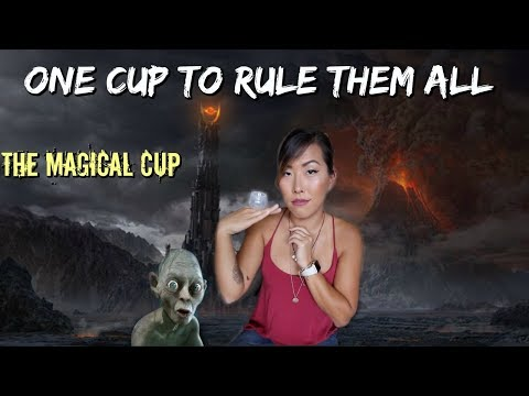 I TRIED THE FEMMY CYCLE CUP *WARNING REAL BLOOD* | ITSJUSTKELLI thumbnail
