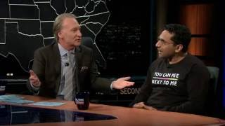 Is Love Everything? -- Bill Maher And Indian-American Talk Marriage
