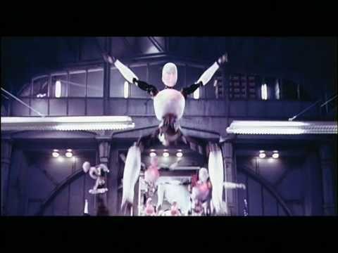 Io Robot Trailer ita