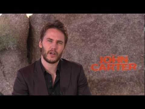 John Carter Taylor Kitsch IMAX Greeting