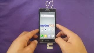 Samsung galaxy On5 Unboxing and First look For Metro PcsT-mobile