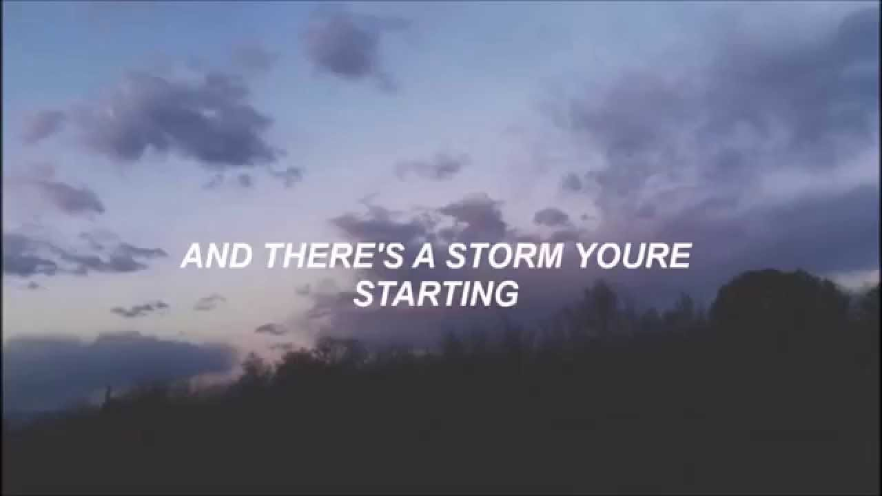 halsey hurricane lyrics youtube
