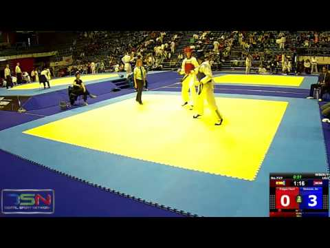 727- Divkovic, Antonio CRO vs. Falgas Fischer, Alex ESP 3:4