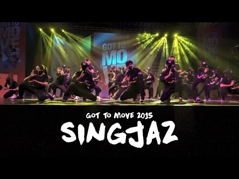Got To Move Singapore 2015 x Kinjaz...
