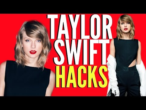 TAYLOR SWIFT Beauty Hacks Every Girl Should KNOW !!